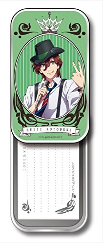 [Uta no Prince sama Mini prescription filled slide cans 08.Regi From Japan New] (Alien Dress Up Ideas For Kids)