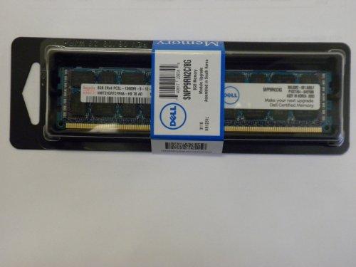 8Gb Memory Ddr3 Pc3L-10600R Snpp9Rn2C/8G Dell Poweredge T610 T710 T620,R720