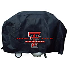 Buy NCAA Texas Tech Red Raiders Grill Cover by Rico
