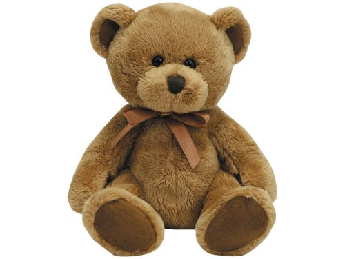 TY Beanie Baby - FUDDLE the Bear