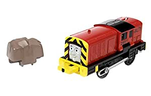 Fisher Price Thomas The Train TrackMaster Crash and Repair Salty