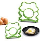 DCI Hole-in-a-Toad Baking Mold, Green