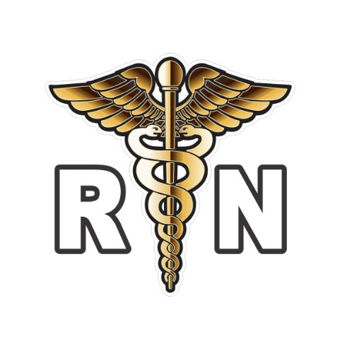 RN-Caduseus-Registered-Nurse-Decal-Sticker-for-your-car-or-Laptop