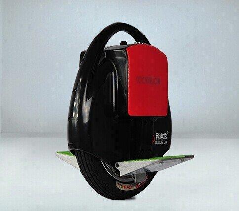 88Wh Walking Mars Electric Unicycle Mini Self Balance Car Thinking Balanced Single Wheel Car Battery Black