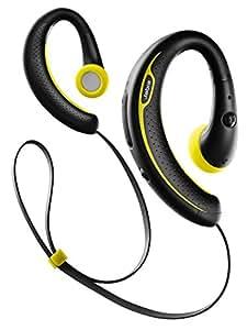 Jabra Sport Plus Casque Audio Stéréo Sans Fil Bluetooth - Noir/Jaune