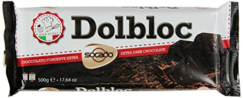 Dolbloc Cioccolato Fondente Gr.500