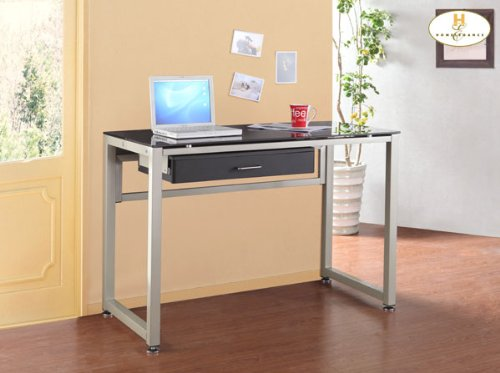 Buy Low Price Comfortable Computer Desk of Network Collection by Homelegance (B004ZOARWS)