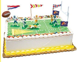 Birthday Cake Pictures: Football Birthday Cake Pictures