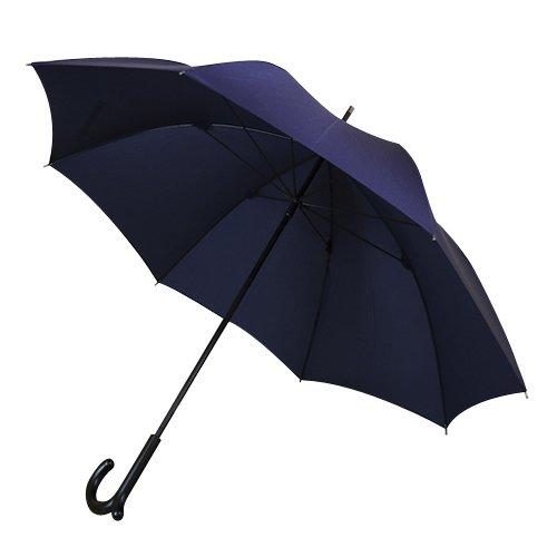 rumbrella ( ランブレラ ) 雨の日の電車通勤を快適にする長傘, Dark Navy, 65cm