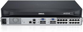 Dell DAV2216 Analog KVM Switch