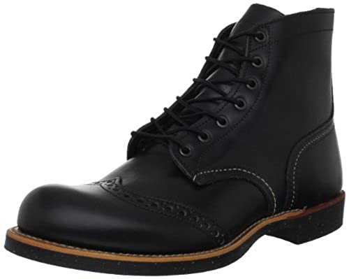 05. Red Wing Heritage Six-Inch Brogue Ranger Boot