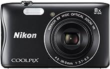 Comprar Nikon Coolpix S3700 - Cámara compacta de 20.5 Mp (pantalla de 2.7