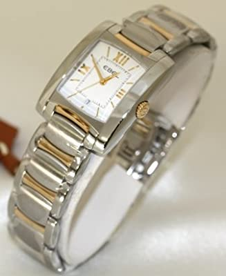 Ebel Brasilia in Stainless Steel and 18k Gold Women's Watch