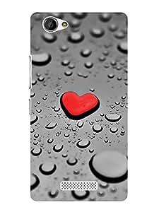 TREECASE Designer Printed Hard Plastic Back Case Cover For Gionee M2