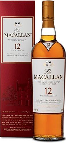 シングルモルト ウイスキー ザ マッカラン 12年 700ml