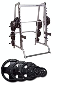 Body Solid Series 7 Smith Machine wit…