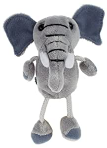 The Puppet Company - Finger Puppets - Elephant