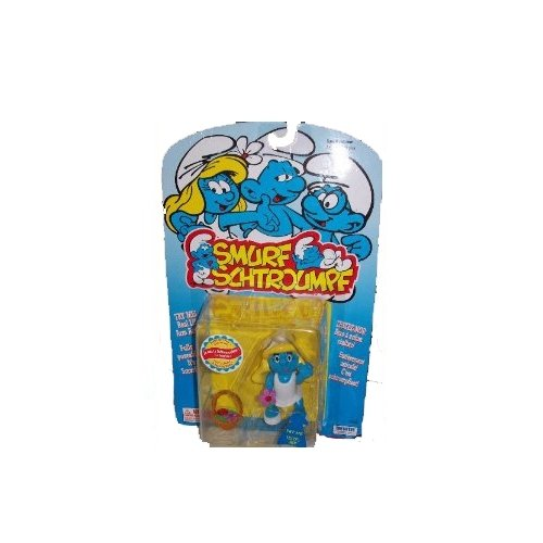 The Smurfs Smurfette Action Figure - 1