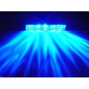 BLUE 5 LED NEON ACCENT GLOW