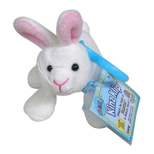 KINZ KLIP ONLY!!!! Bunny Kinz Klip for Backpack with Sealed Code Attached