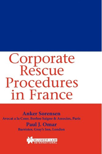 Corporate Rescue Procedures in France