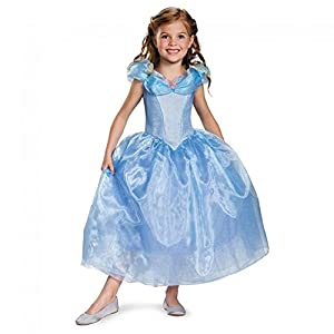 Disney Cinderella Movie Kids Deluxe Costume - 7-8