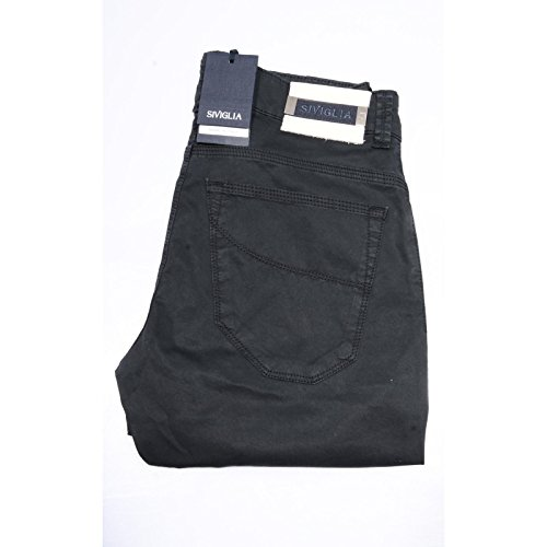 76509 bermuda SIVIGLIA pantaloni jeans uomo trousers shorts men [30]
