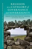 img - for Religion as a Category of Governance and Sovereignty (Supplements to Method & Theory in the Study of Religion) book / textbook / text book