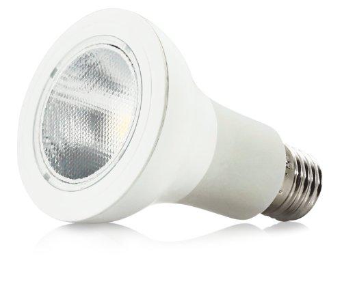 Sunsun Lighting Si-Par20D07-30Wh/25D Par20 Led Dimmable Spot Light Bulb, Soft White