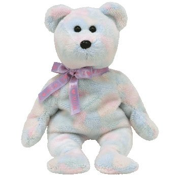 1 X TY Beanie Baby - MUMSY the Bear (Walgreen's Exclusive)