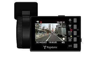 ユピテル(YUPITERU) 常時録画ドライブレコーダー2.4インチ液晶搭載200万画素Full HD画質 DRY-FV33