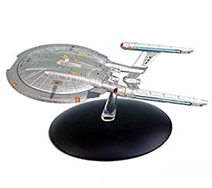 "Star Trek: Enterprise Die-cast Metal Enterprise Nx-01 6"" Spaceship"
