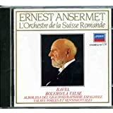 Ernest Ansermet conducts Ravel Bolero, Valse nobles et sentimentales, Pavane for a Dead Princess, Mother Goose (London)
