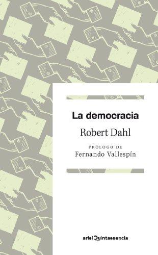 La democracia (Quintaesencia (ariel))
