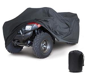 ATV COVER QUAD 4 WHEELER Polaris Predator 500 Dale Earnhardt, Jr. Edition 2004 by SBU