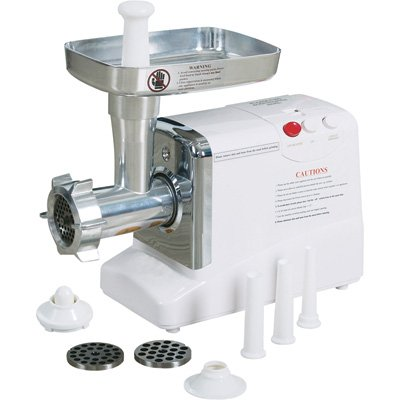 Electric Meat Grinder - 350 Watts of Power
