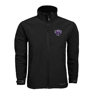 Central Arkansas Black Softshell Jacket