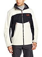 Mountain Hardwear Chaqueta Exposure (Blanco / Negro)
