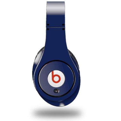 Solids Collection Navy Blue Decal Style Skin (Fits Original Beats Studio Headphones - Headphones Not Included)