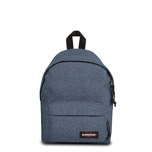 Eastpak Orbit Petit Sac à dos loisir, 10L, Mixte, 34 cm, 10 L, Bleu (Double Denim)