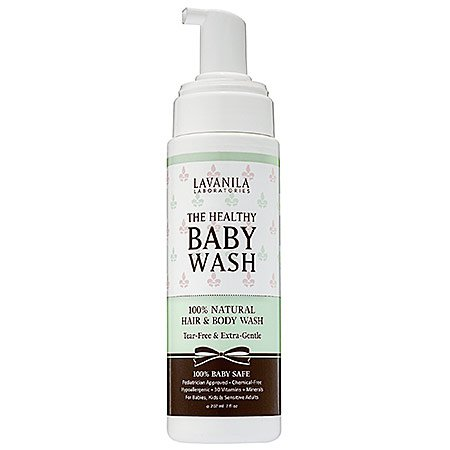 Lavanila The Healthy Baby Wash - Baby Scented - 7 oz - 1