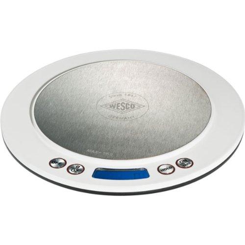 Wesco 322 251-01 Balance électronique (Blanc)