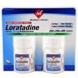 Member's Mark - Loratadine 10 mg, 400 Tablets (Compare to Claritin)