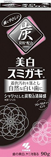kobayashi-charclean-charcoal-power-toothpaste-whitening-sumigaki-90g-from-japan