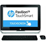HP Pavilion 23-h050 23-Inch TouchSmart All-in-One Desktop (Discontinued by Manufacturer)