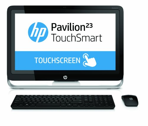 Hp Pavilion 23-H050 23-Inch Touchsmart All-In-One Desktop
