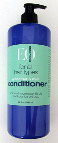 Eo Grapefruit & Mint Conditioner 32 Oz by Essentials Oils (Eo Essentials Conditioner compare prices)