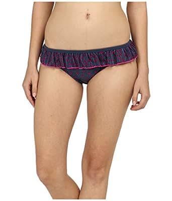 Amazon.com: Marc By Marc Jacobs Chrissie Floral Ruffle Bikini Bottom