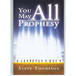 You May All Prophesy [Mass Market Paperback]