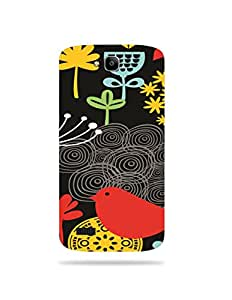 alDivo Premium Quality Printed Mobile Back Cover For Huawei Honor Holly / Huawei Honor Holly Printed Mobile Case (XT-037Q-3D-L5-HHH)